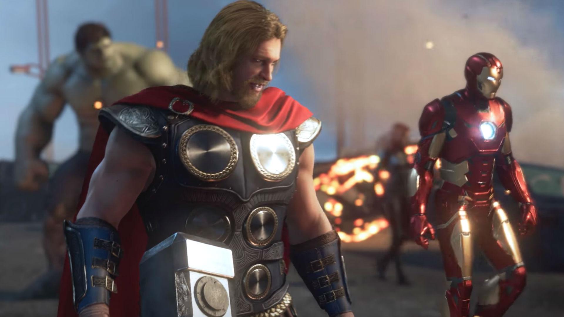 the avengers balance power