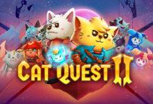 صورة الكشف عن موعد إصدار لعبة Cat Quest II بتاريخ 24 أكتوبر القادم .