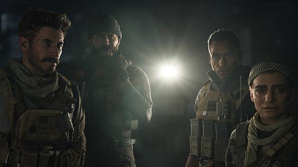 Photo of أرباح لعبة Call of Duty: Modern Warfare تصل لـ 600 مليون دولار وذلك خلال ثلاثة أيام من إطلاقها .