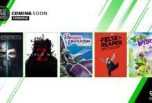 صورة لعبة Dishonored 2 والمزيد قادمين لخدمة Xbox Game Pass خلال شهر أكتوبر .