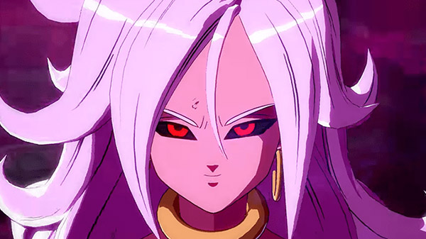 DBXV2 Android 21 10 17 19