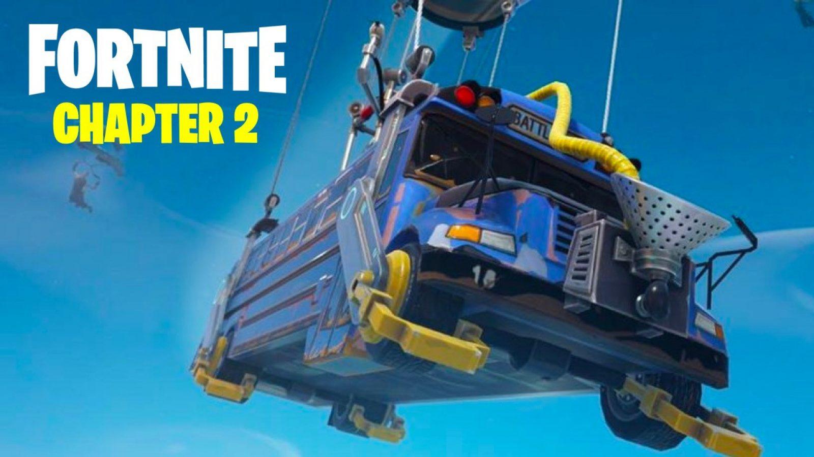 Fortnite chapter 2 leaked