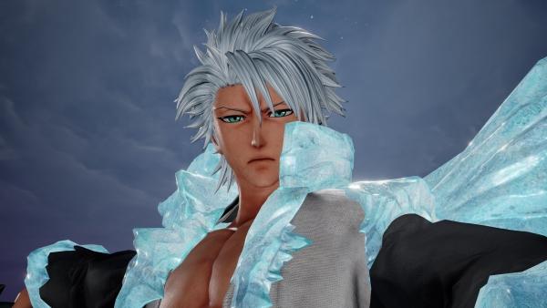 Photo of العرض الدعائي الأول شخصية Toshiro Hitsugaya القادمة للعبة Jump Force كمحتوى إضافي .