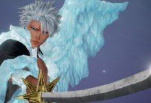 صورة صور جديدة لشخصية Toshiro Hitsugaya القادمة للعبة Jump Force كمحتوى إضافي