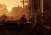 صورة العرض الدعائي الأول للعبة Red Dead Redemption 2 على منصة PC .