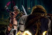 صورة إستعراض للحركات الجديدة القادمة لشخصيات الموسم الثاني من لعبة Soulcalibur VI .