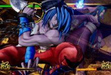 صورة شخصية Basara قادمة للعبة Samurai Shodown بتاريخ 15 أكتوبر كمحتوى إضافي .
