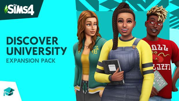 Photo of الكشف عن توسعة Discover University القادمة للعبة The Sims 4 .