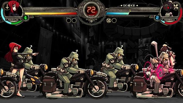 Skullgirls Xbox One 10 17 19