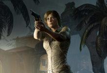 صورة الإعلان بشكل رسمي عن لعبة Shadow of the Tomb Raider: Definitive Edition .