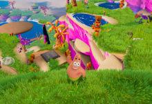 صورة مجموعة جديدة من الصور الخاصة بلعبة SpongeBob SquarePants: Battle for Bikini Bottom – Rehydrated .