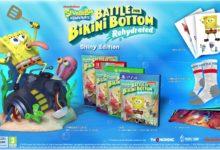 صورة الكشف عن النسخ الخاصة من لعبة SpongeBob SquarePants: Battle for Bikini Bottom – Rehydrated .