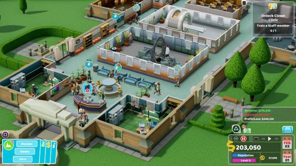 Photo of تأجيل لعبة Two Point Hospital للربع الأول من عام 2020 .