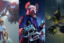 صورة يوبي سوفت تؤكد : ألعاب Gods & Monsters و Watch Dogs: Legion و Rainbow Six: Quarantine قادمة لمنصات Xbox Scarlett و PS5 أيضاً .