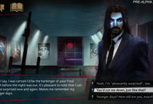 صورة الإعلان عن موعد إصدار لعبة Vampire: The Masquerade – Coteries of New York لمنصة PC وأجهزة الكونسول المنزلية .