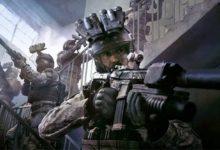 صورة الموسيقى الرسمية للعبة Call of Duty Modren Warfare المنتظرة