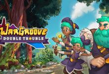 صورة الإعلان عن توسعة Double Trouble القادمة للعبة Wargroove بشكل مجاني .