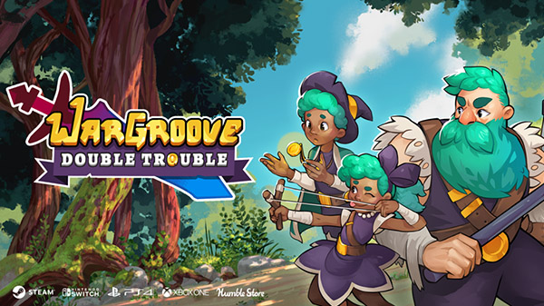 WarGroove Double Trouble 10 14 19