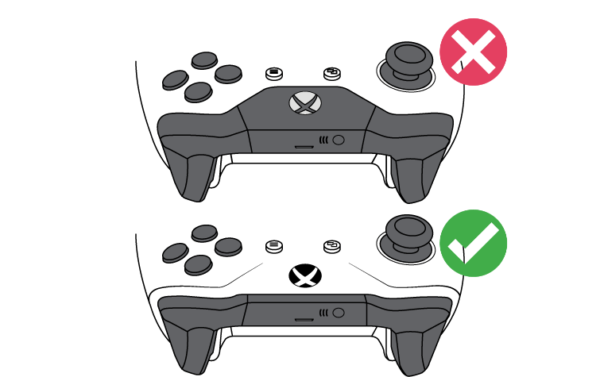 Xbox Wireless Controller Check