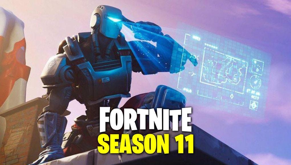 bots epic games fortnite season 11 how they work