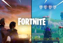 صورة تعرف على موعد حدث نهاية الموسم في لعبة Fortnite