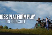 صورة لعبة PUBG تحتفل بإضافة اللعب الجماعي المشترك بين منصات Xbox One و PS4 .