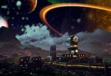 صورة الإعلان عن مساحة The Outer Worlds على منصة Xbox One