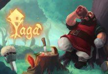 صورة عرض دعائي جديد للعبة Yaga يعرفنا على عدو Kikimora .