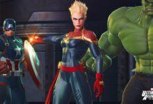 صورة تأكيد وجود Captain Marvel في عالم لعبة The Avengers