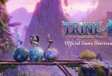 صورة 9 دقائق من أسلوب اللعب الخاص بلعبة Trine 4: The Nightmare Prince.