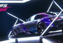 صورة عرض الإطلاق للعبة Need for Speed: Heat.