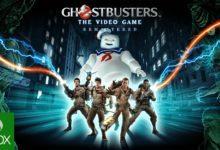 صورة عرض الإطلاق للعبة Ghostbusters: The Video Game Remastered .