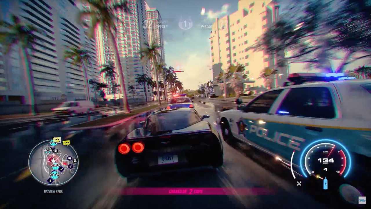 need for speed heat gameplay screenshots