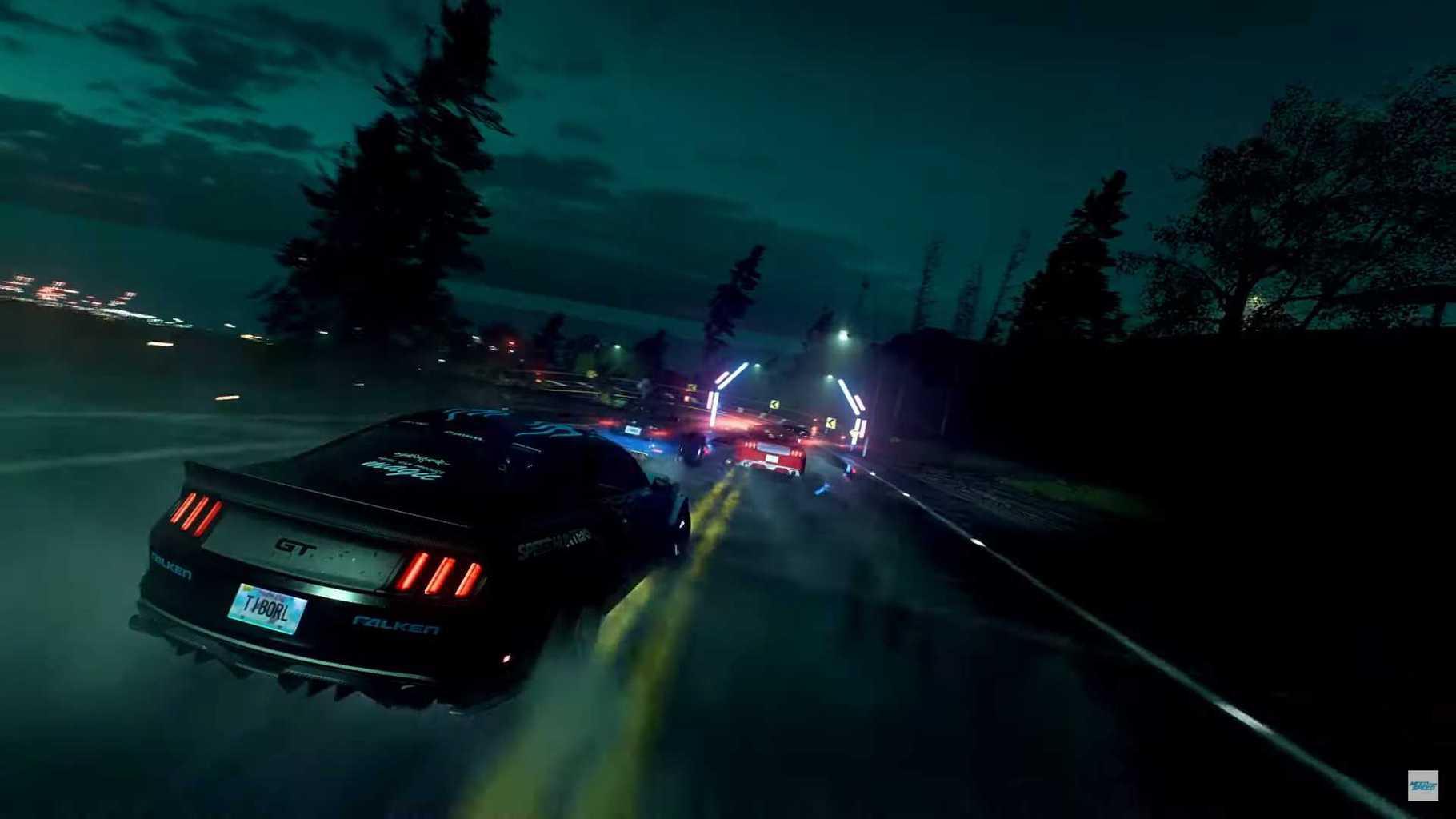 Photo of عرض مدته 13 دقيقة للعبة Need for Speed Heat
