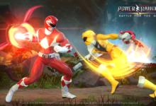 صورة شخصية جديدة تنضم للعبة Power Rangers: Battle for the Grid
