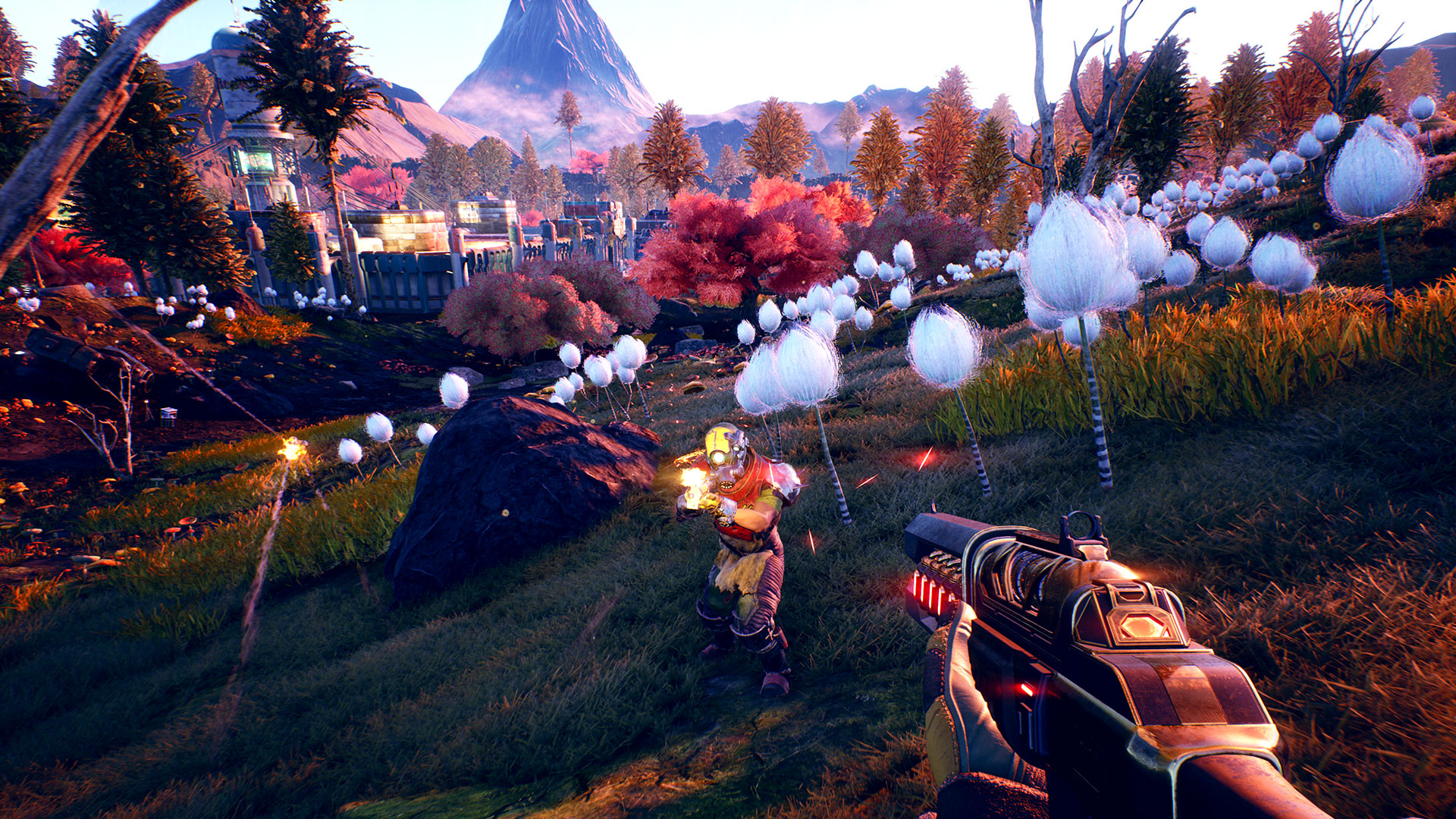 Photo of موعد ظهور مراجعات The Outer Worlds