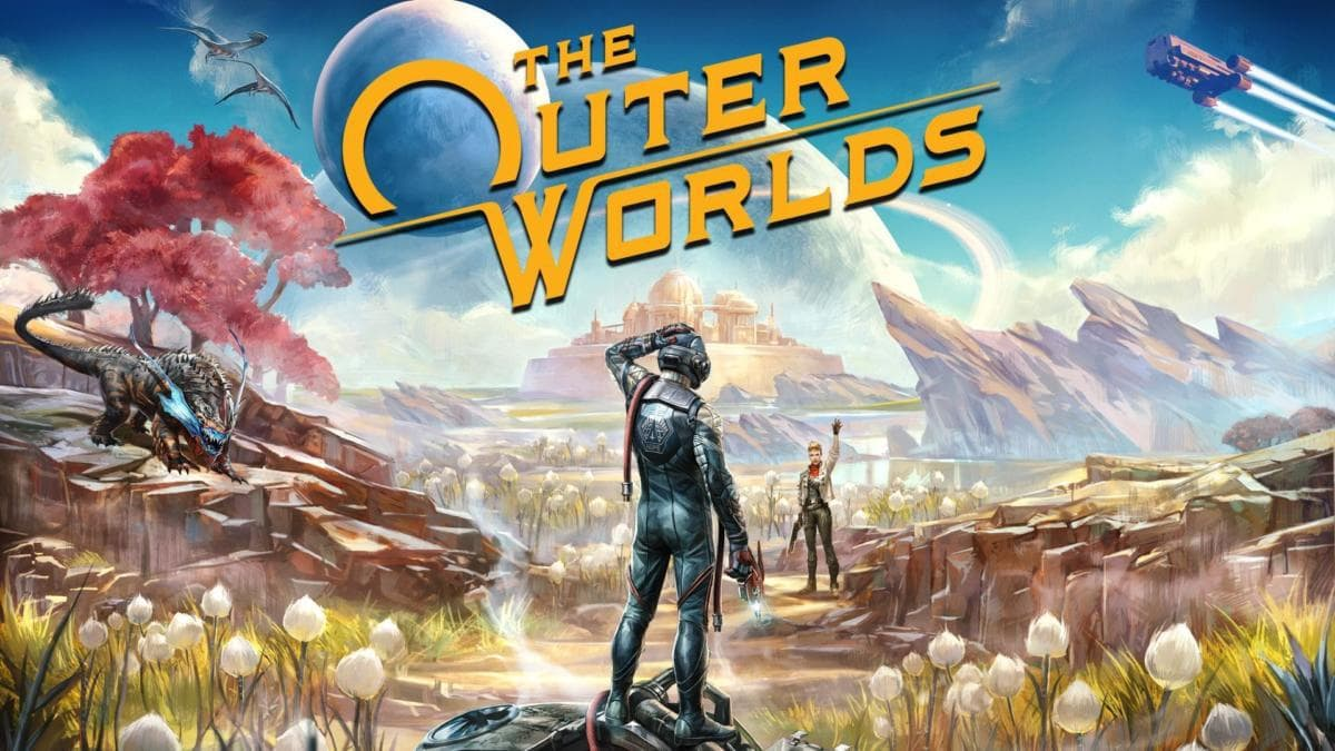 Photo of اول 20 دقيقه من لعبة The Outer Worlds