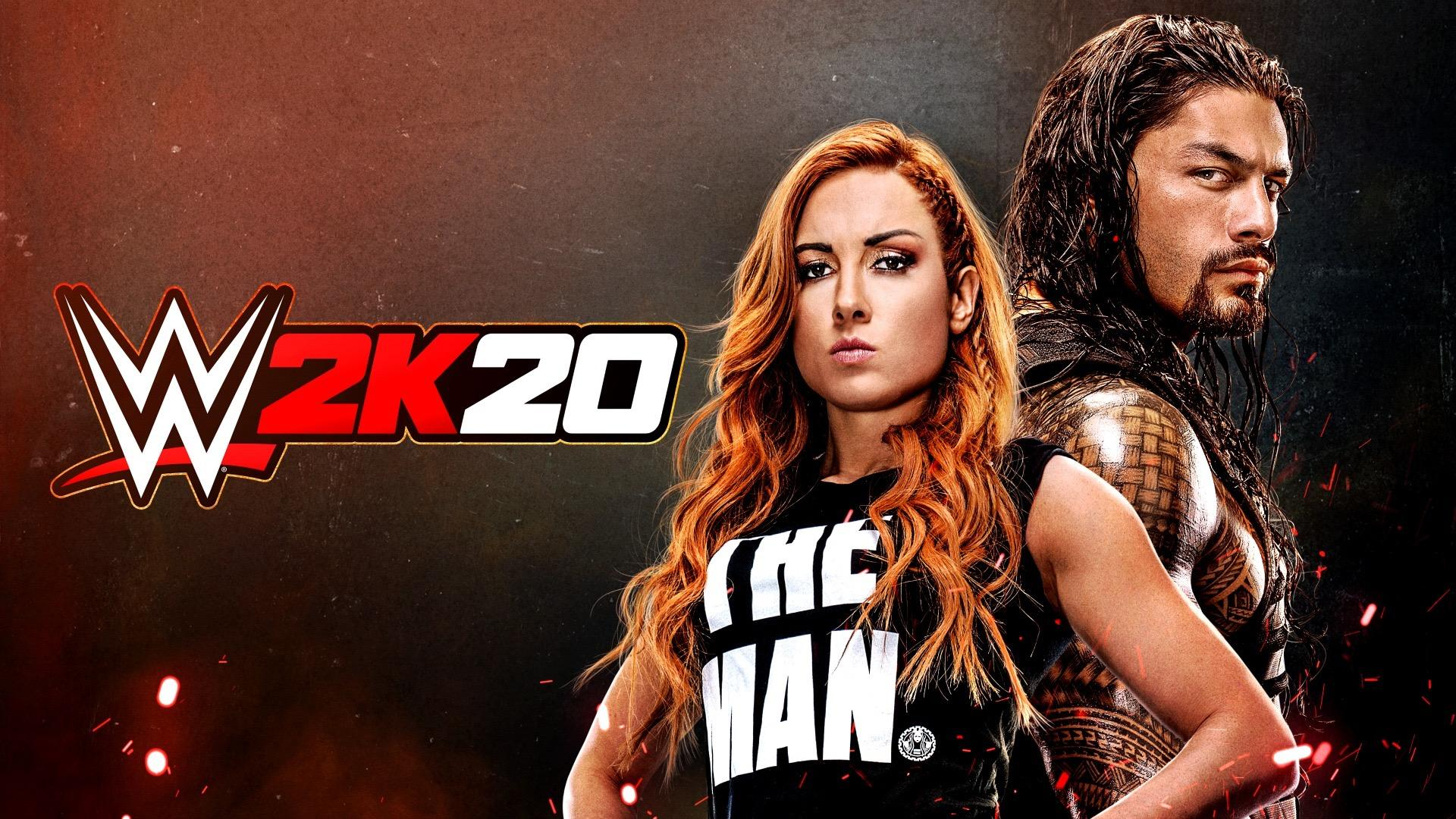 wwe2k20cover