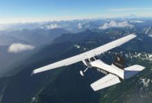 صورة مجموعة من الصور الجديدة للعبة Microsoft Flight Simulator