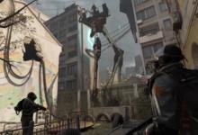 صورة متطلبات تشغيل لعبة Half-Life: Alyx على منصة PC .