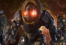 صورة حدث خاص في Anthem يضم مقتنيات من سلسلة Mass Effect