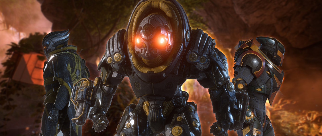 ANTHEM Featured Store Update Mass Effect Armor Packs