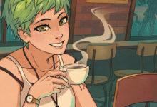 صورة الإعلان عن موعد وتاريخ إصدار لعبة Coffee Talk .