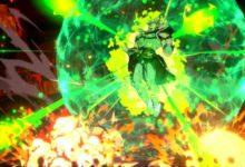 صورة شخصية Broly قادمة للعبة Dragon Ball FighterZ بتاريخ 5 ديسمبر القادم .