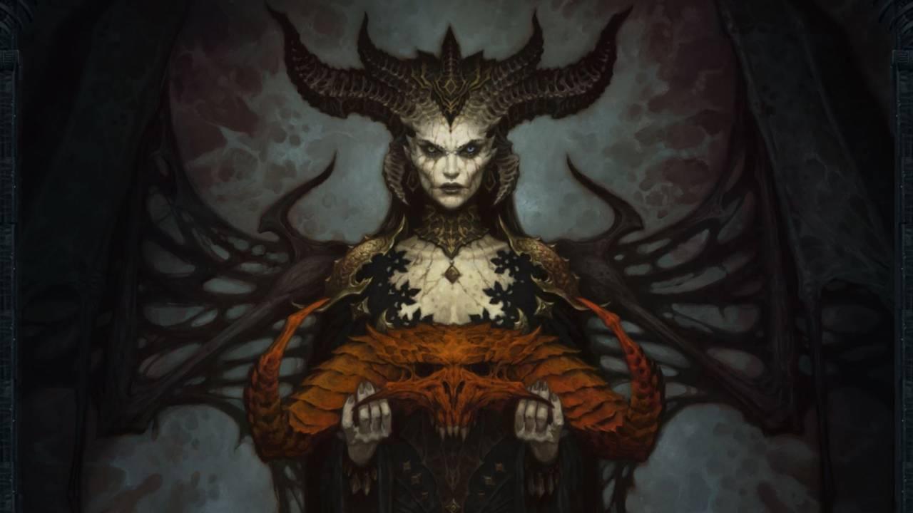 Diablo 4 Lilith 1280x720