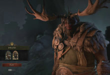 صورة 20 دقيقة من أسلوب اللعب لشخصية Druid من لعبة Diablo IV .