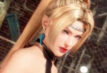 صورة الإعلان عن شخصية Rachel القادمة للعبة Dead or Alive 6 كمحتوى إضافي .