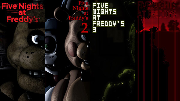 Five Nights Freddys Consoles 11 26 19