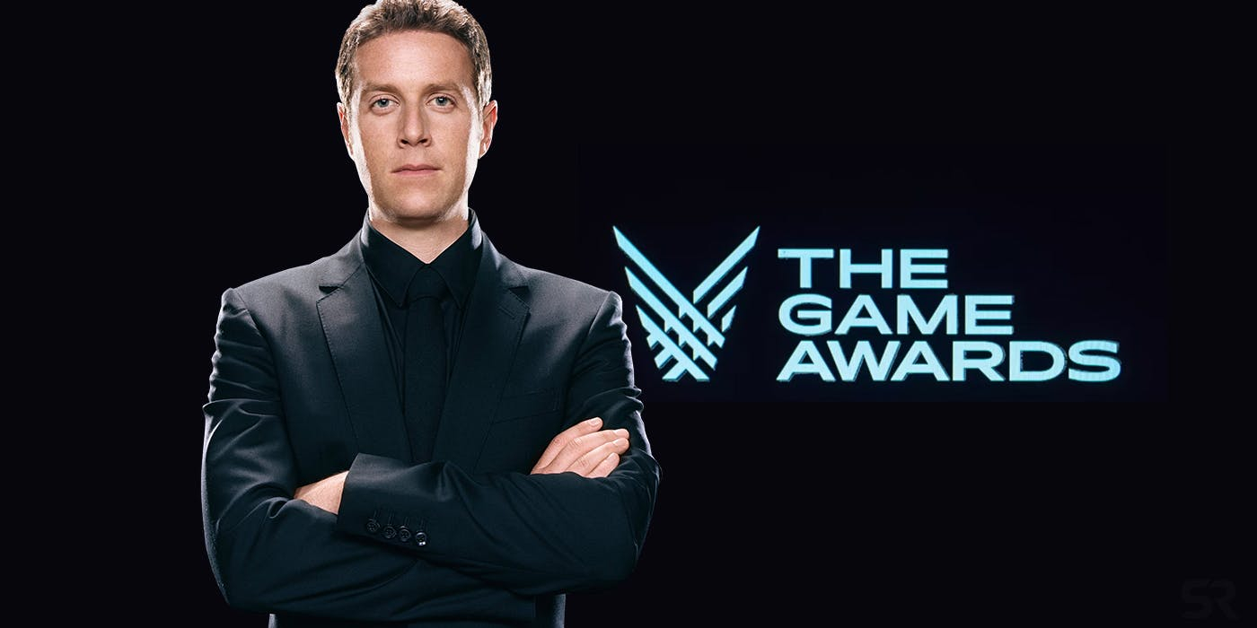 Geoff Keighley The Game Aw