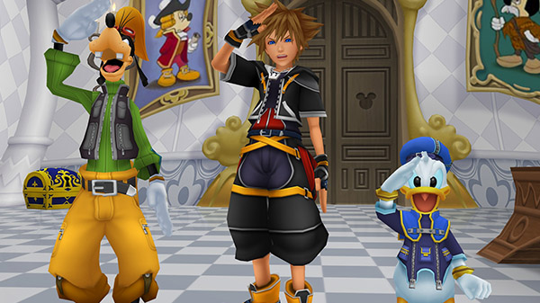 Kingdom Hearts HD 1 5 Plus 2 5 Remix